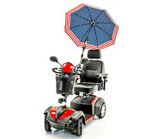 Challenger Umbrella Holder Assembly Sun & Rain Protection mobility scooter J215