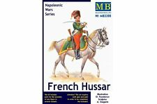 MasterBox MB3208 1/32 French Hussar Napoleonic