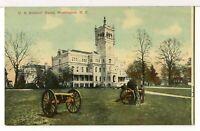The Scott Building, U. S. Soldiers' Home 1907 - 1915 Washington, D. C. Postcard