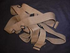 British Army 1950s issue 37P / 1937 Pattern Webbing Belt, Size Normal  up to 39""