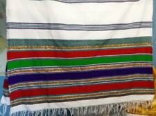 Africa hand- woven cotton tallit small