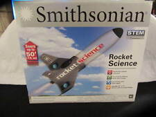 Smithsonian Physical Science Rocket Science Kit