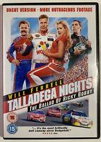 Talladega Nights The Ballad Of Ricky Bobby DVD Will Ferrell
