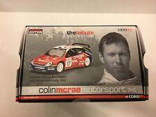 Corgi VA99901 Colin McRaes Citroen Xsara Turbo, WRC Monte Carlo