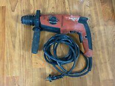 Hilti TE 2-M marteau perforateur perceuse