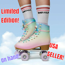 🔥ON HAND🔥 SIZE 5 11 IMPALA QUAD ROLLER SKATE PASTEL FADE SHIPS Fast!