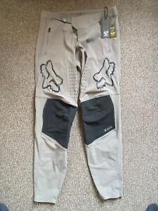 Fox Defend Mtb Kevlar /DuPont Trousers Size 34