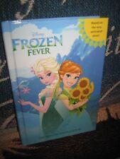 Frozen Fever: The Deluxe Novelization (Disney) novelization