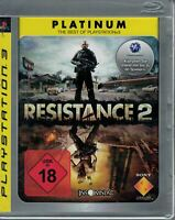 Resistance 2 [video game]