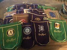 MLB teams crown royal bags