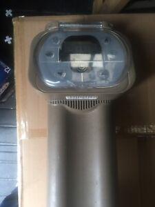 intex pure spa pump