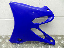 Yamaha YZ 125 Left side tank fairing panel 2003 - 5UN