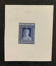Newfoundland Stamp #248 Die Proof MNG