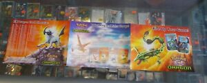 Pokemon TCG Rare Promo ex Dragon Poster Unused  Flygon Salamance