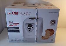 Clatronic BBA 3505 261690 Brotbackautomat - Weiß Neu