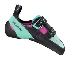 Scarpa Vapor V Climbing Shoe - Dhalia/Aqua Women's Us 6.5 / Eu 37.5