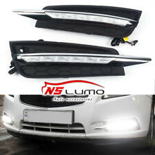 LED DRL Front Bumper Fog Lamp/Daytime Running Light for 2010-2014 Chevy Cruze