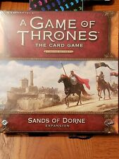 Sands of Dorne, Deluxe Expansion, A Game of Thrones: LCG 2nd Edition