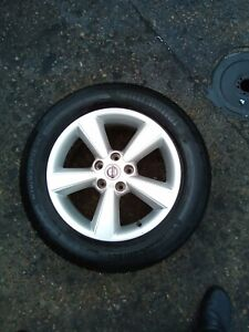 Nissan Queshqi Alloy Wheels And Tyres Set Of 4