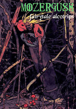Mozergush – Fairytale Alcotrips (CD, 2011) Ukrainian Stoner/Doom/Sludge Metal