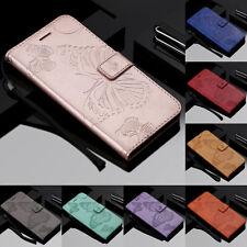 Для Samsung A10e A20e A40 A50 A70 телефон чехол магнитный кожаный чехол откидной бумажник