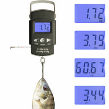 『 Maker』Fish Weight Mini Hanging Scale Pocket Portable 50kg Digital Hook Scale