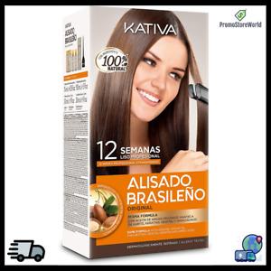 Kit De Lissage Brésilien A La Kératine Et Huile Argan Cheveux Lisse Et Brillant