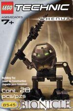 LEGO WHENUA 8545 Set Bionicle Turaga figure Hero Factory mech robot