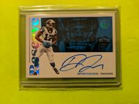 2018 Encased Devin Funchess 4/10! Auto Panthers