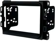 Double Din Aftermarket Radio Dash Kit - 2013 and Up Dodge Ram 1500 2500 3500
