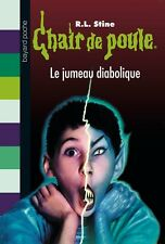 Jumeau Diabolique - Robert-lawrence Stine