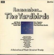YARDBIRDS - REMEMBER... starline SRS 5069   LP 1971 UK
