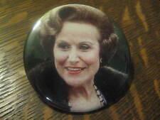 Dear Abby Abigail Van Buren American Icon Newspaper Column Lapel Button Pin $10