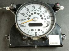 2003 MINI COOPER Speedometer Gauge Cluster Assembly 106000 MILES ID#62116928885