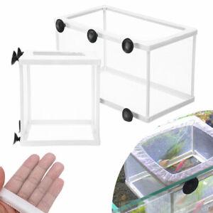 Aquarium Ablaichkasten Netz Aufzuchtkasten Ablaichnetz Aufzuchtbecken 2 Größe