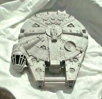 vtg STAR WARS MILLENNIUM FALCON travel all carrying case 16 figures acc vgc/euc