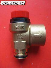 Sicherheitsventil Membran Heizung 3,0 bar Buderus U122 124 GB202 7100888 Ventil