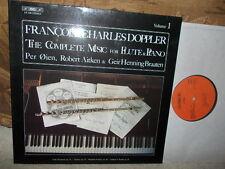 DOPPLER: The complete music for flute & piano > Oien Aitken Braaten / BIS LP exc