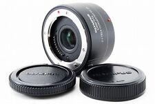 VeryGood Olympus Zuiko EC-20 2x Lens Teleconverter Four Thirds System Lens