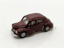 Norev HO Scale 1:87 Coffet 4 Renault 4CV Diecast Model Car