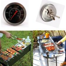 New Pop 100~700℉ Barbecue BBQ Smoker Grill Thermometer Temperature Gauge Display