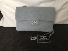 Authentic Vintage Chanel Fabric Handbag