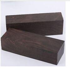 Knife Handle Material Making Wood DIY Indonesian Knives Blacksmith Ebony Rare