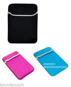 "Netbook Sleeve 13"" 13.5 Inch Neoprene Laptop iPod Protect Case Universal"