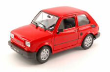 MODELLINI AUTO DA COLLEZIONE FIAT 126 WELLY 1:24 CAR MODEL MINIATURE DIECAST NEW