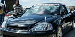 JDM Rare Honda Golf Parking pole