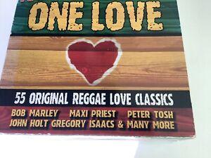 One Love 55 Original Reggae Love Classics 3 CD Set