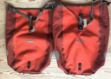 2x ORTLIEB Back-Roller Plus 2x20l rot Gepäcktaschen Fahrradtaschen Packtaschen