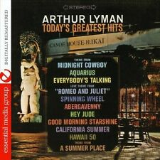 Today's Greatest Hits - Arthur Lyman (2013, CD NIEUW) CD-R