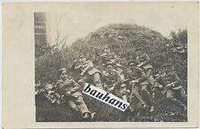 Foto Soldaten Infanterie-Regiment Hessen-Homburg Nr.166 (U200)